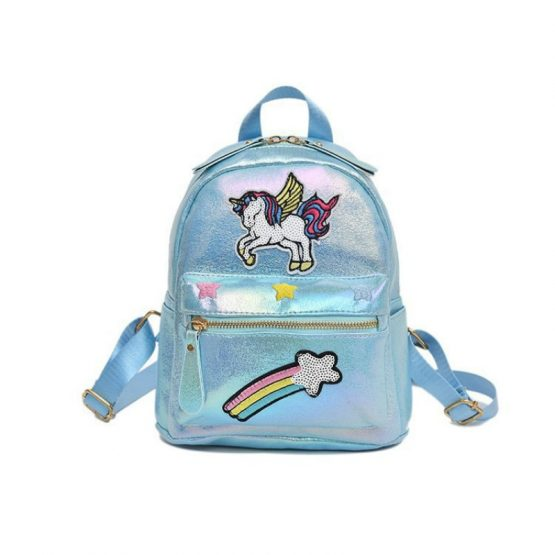 Unicorn Backpack Softback Bag