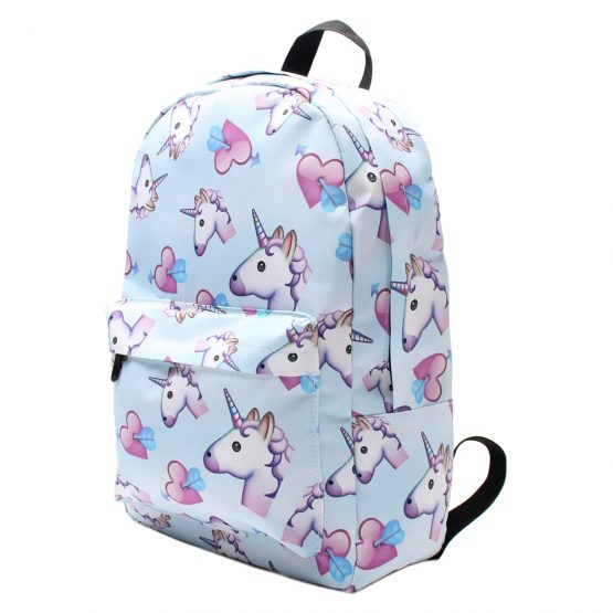3 Piece Unicorn Backpack Set
