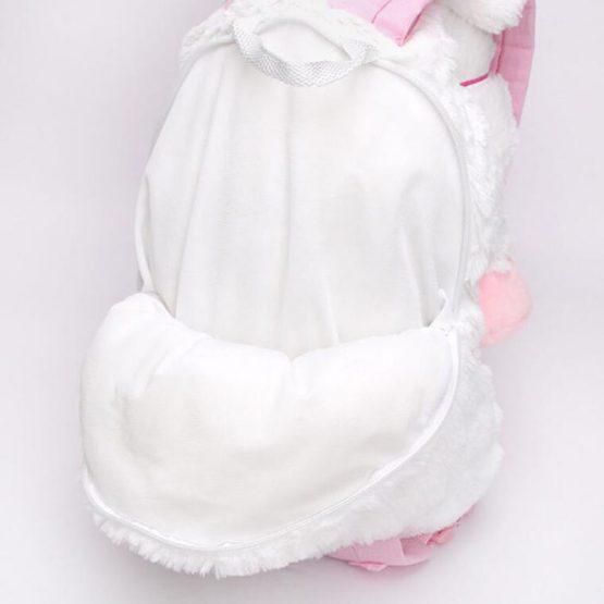 Plush Unicorn Backpack