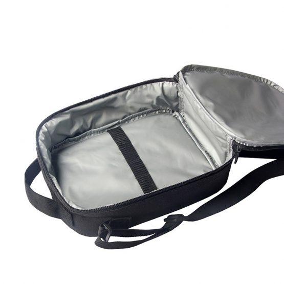 Unicorn Print Carry Lunch Bag