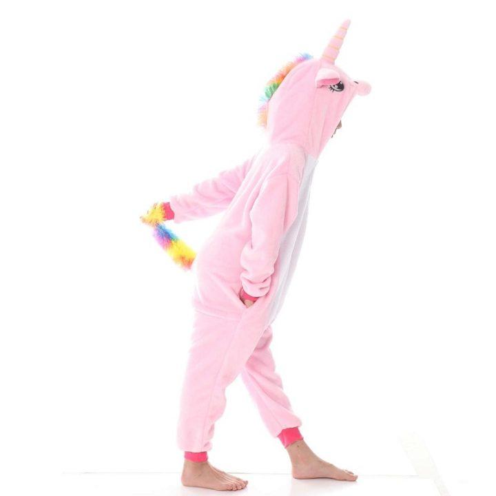 Various Styles Unicorn Onesies Kids