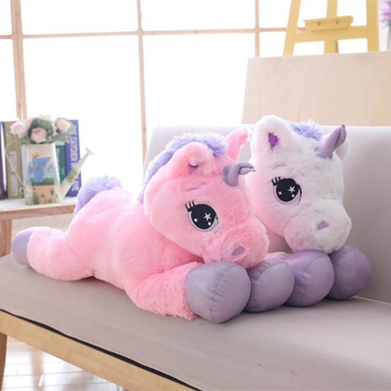 Unicorn Plush Toy Soft Stuffed