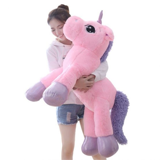 Unicorn Plush Toy Soft Stuffed