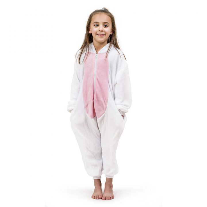 Pink Unicorn Onesie – Kids