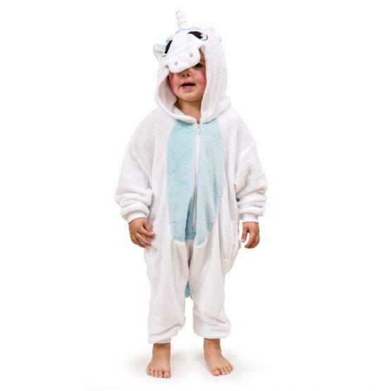 Blue Unicorn Onesie – Kids