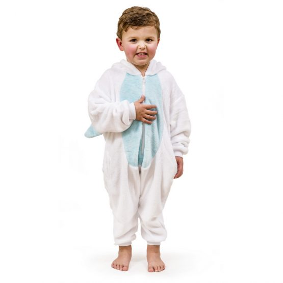 Blue Unicorn Onesie – Kids