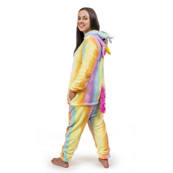 Rainbow Unicorn Onesie – Adult