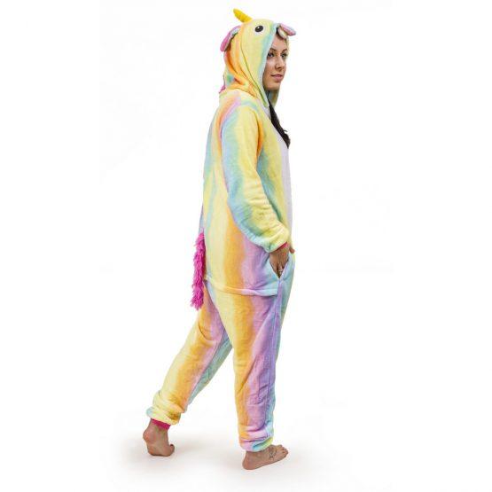 Rainbow Unicorn Onesie – Adult